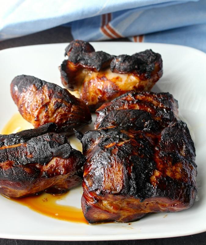 Chinese Barbecued Pork - Char Siu