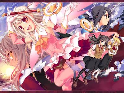 Fate/kaleid liner Prisma☆Illya Batch Sub Indo