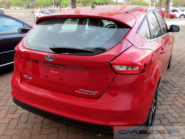 Ford Focus 2.0 2016 Titanium 2016