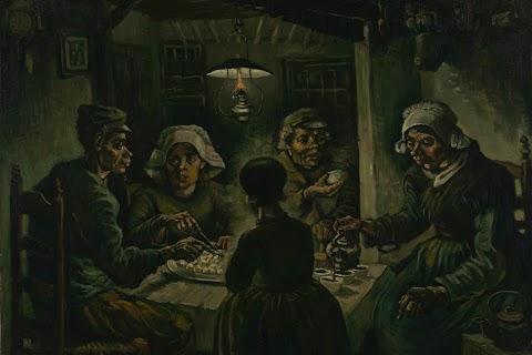 Patates Yiyenler