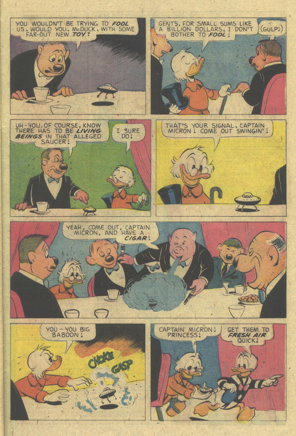 Read online Uncle Scrooge (1953) comic -  Issue #130 - 29