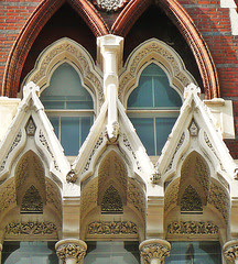 Victorian Gothic architecture on lambethcyclists.org.uk