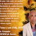 Mensagem do vereador e líder de Xucuru Claudemir Paulino