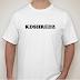 KDSHREDZ WHITE T-SHIRT