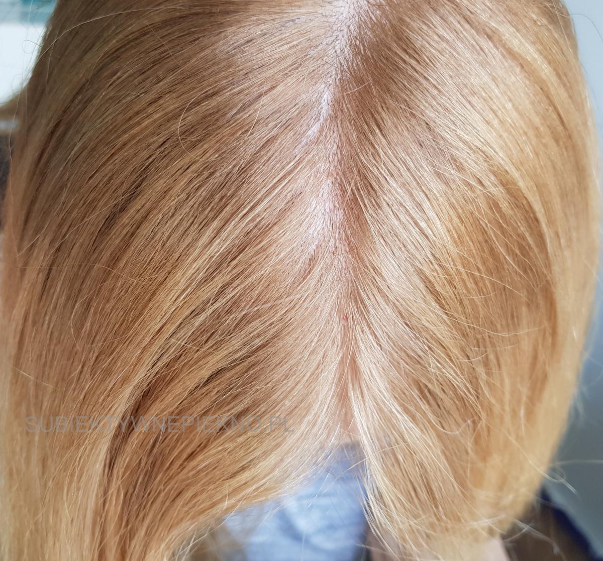 Schwarzkopf Pure Color 10.21 Baby Blond -efekty farbowania na włosach ciemny blond