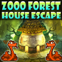 ZoooGames Forest House Es…