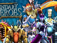 Download Game Legendary Heroes 3.0.0 APK Unlimited Money