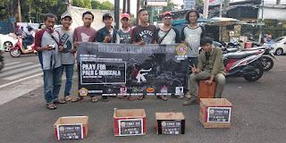 Kartar Bintaro Hingga Komunitas Menggalang Bantuan Korban Bencana