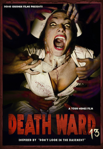 death ward 13 poster