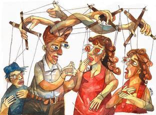 Las 12 estrategias para manipular a los demás