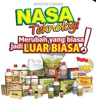 AGEN PUPUK NASA - JUAL PUPUK NASA - SUPPLIER PUPUK NASA DI KOTA TEGAL