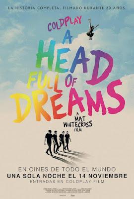 Coldplay A Head Full Of Dreams 2018 Custom HD Sub