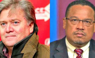 Compare #SteveBannon's Alleged Anti-Semitism To #KeithEllison's REAL Anti-Semitism VIDEO