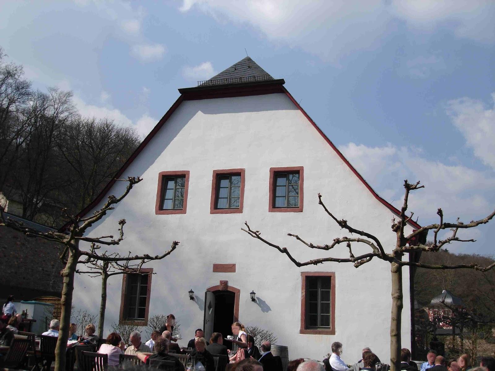 bushcooks kitchen: Pflichtprogramm im Rheingau: Kloster Eberbach