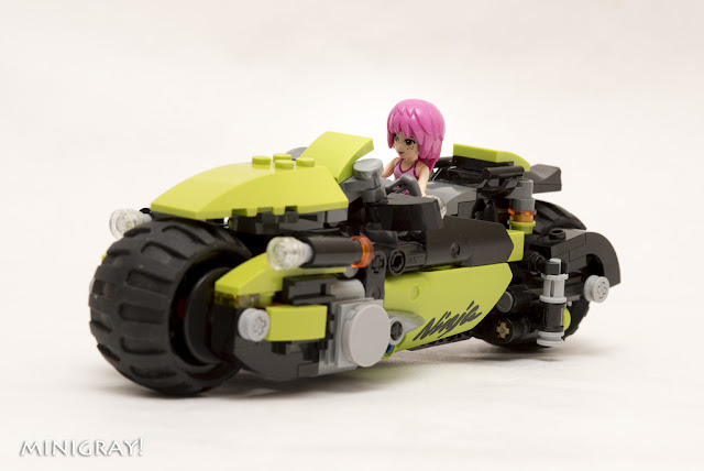 Lego Ninja by MiniGray