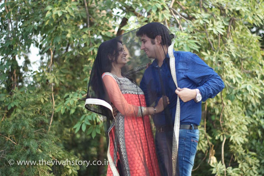 Sumit & Aditi - Pre Wedding Photography