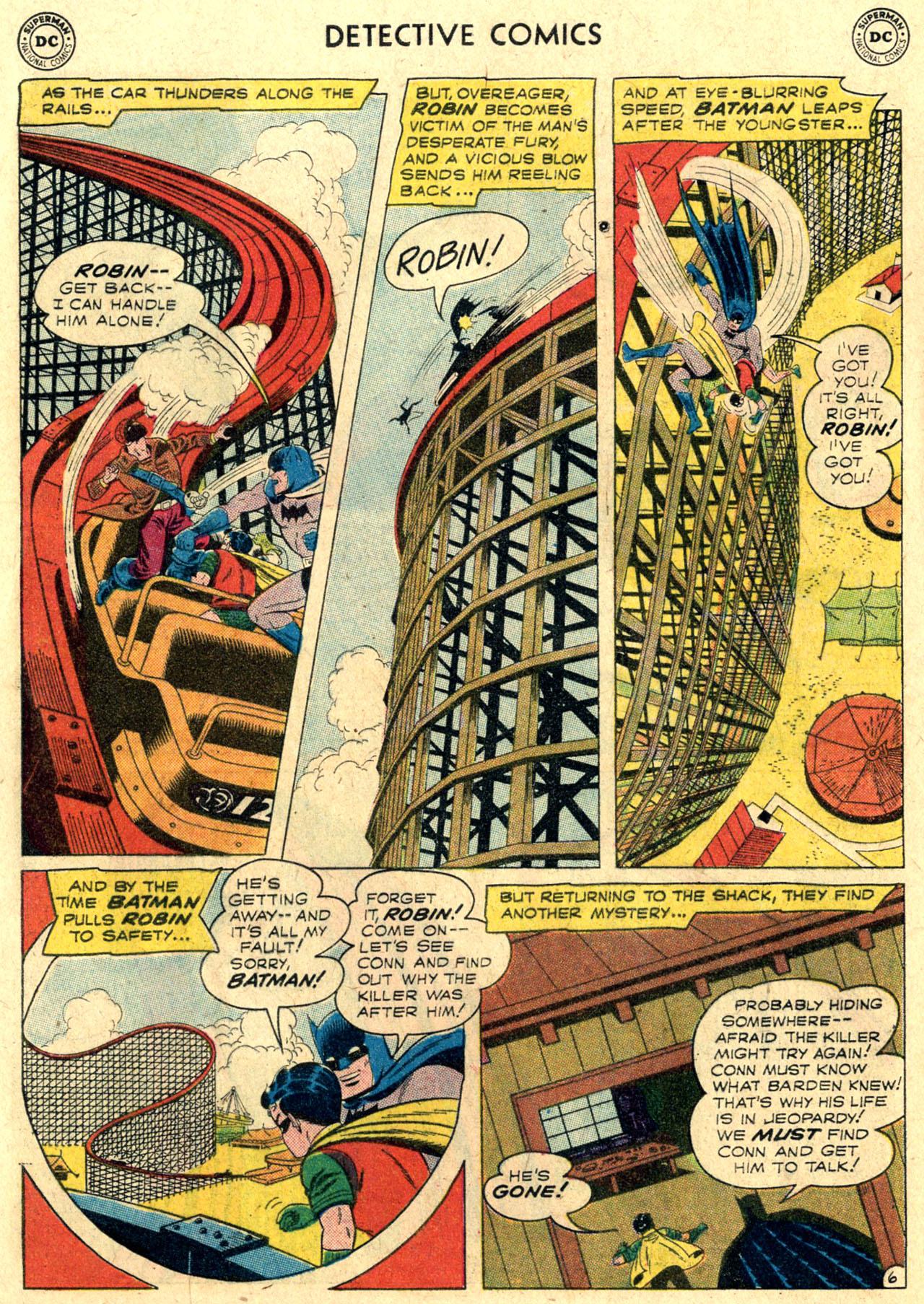 Detective Comics (1937) 264 Page 7