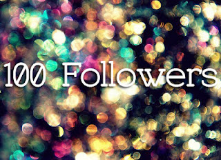 100 Followers + Future Giveaway!