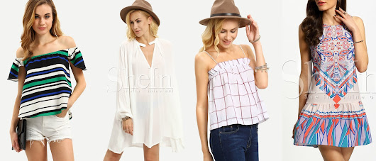 Summer sale on SheIn: up to 80% off