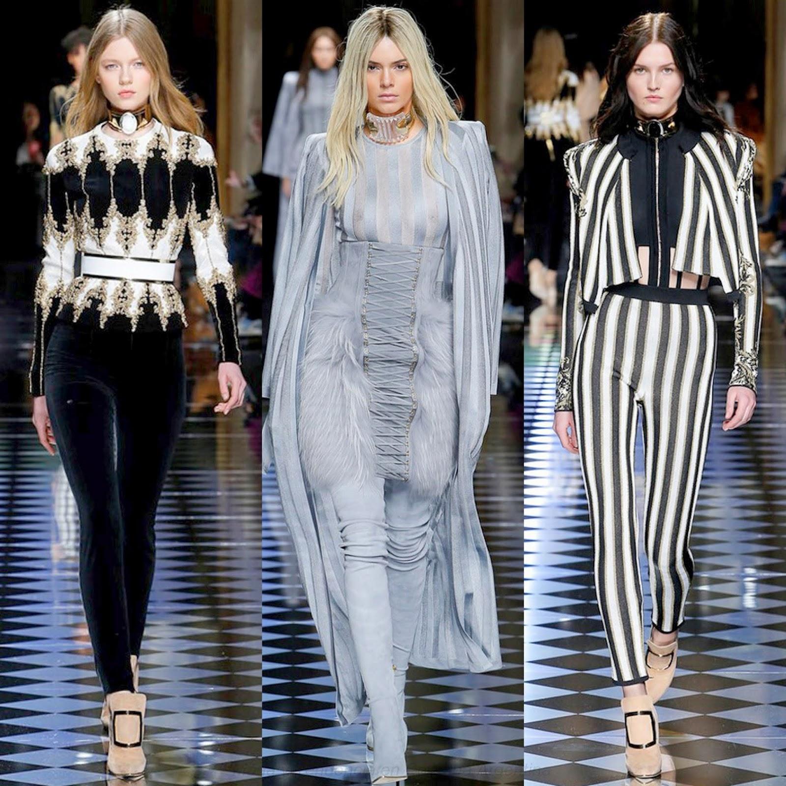 Moda y tendencia en argentina y el mundo balmain moda for Moda de otono 2017