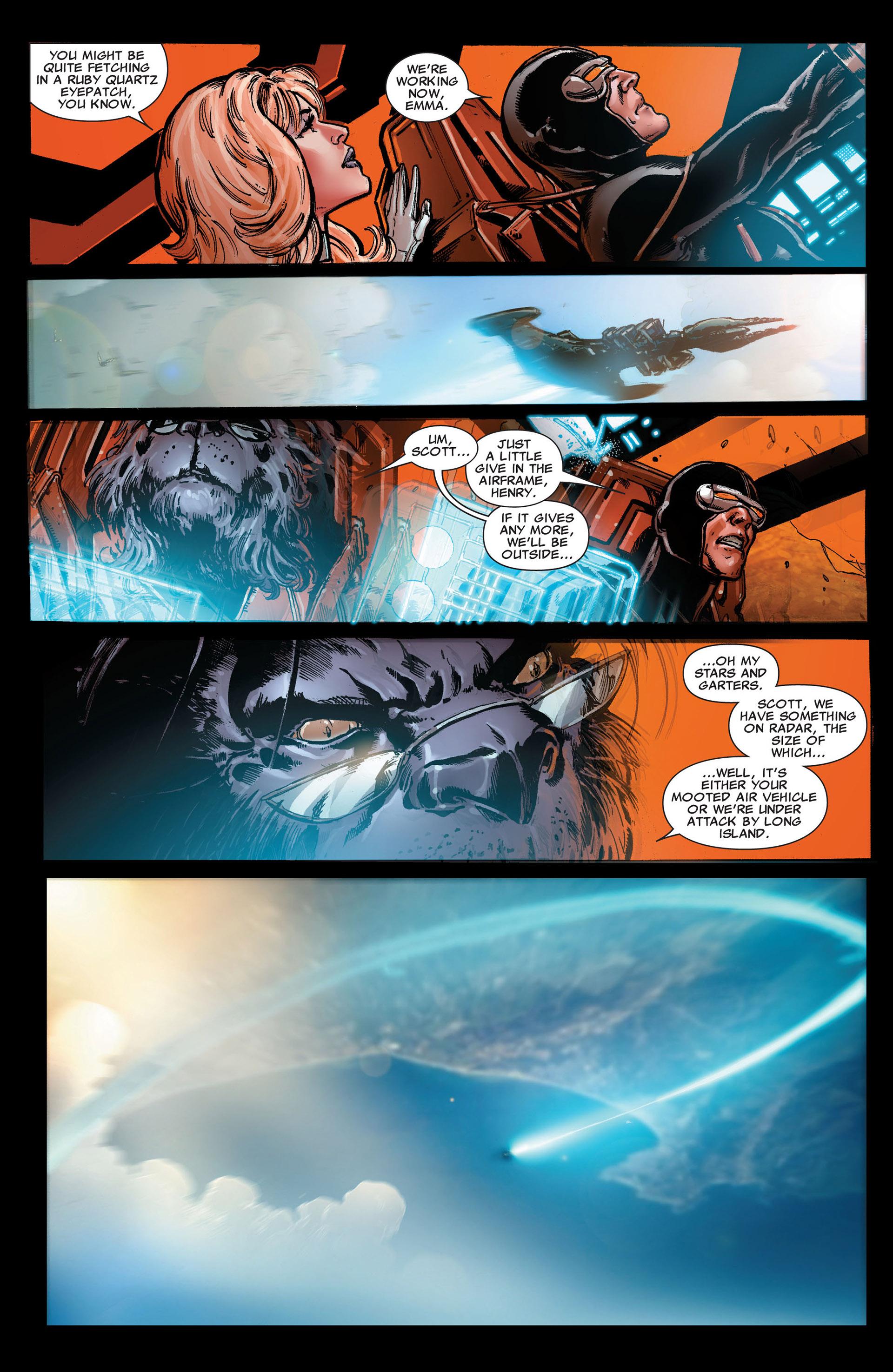 Read online Astonishing X-Men (2004) comic -  Issue #33 - 14