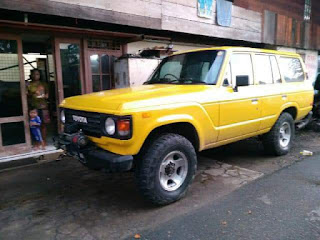 Dijual  Toyota FJ60 Tahun 1981