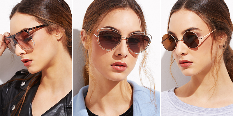 Moda Óculos de Sol 2017 - Confira 14 Modelos de Flat Sunnies