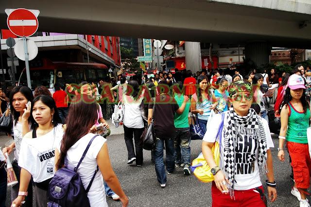 Polisi Hong Kong Melakukan Penertiban Pejalan Kaki, Pelanggar Akan Didenda HK$ 2000