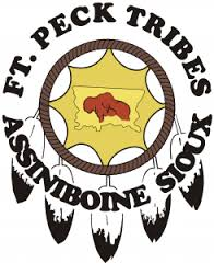 Ft. Peck Tribes logo