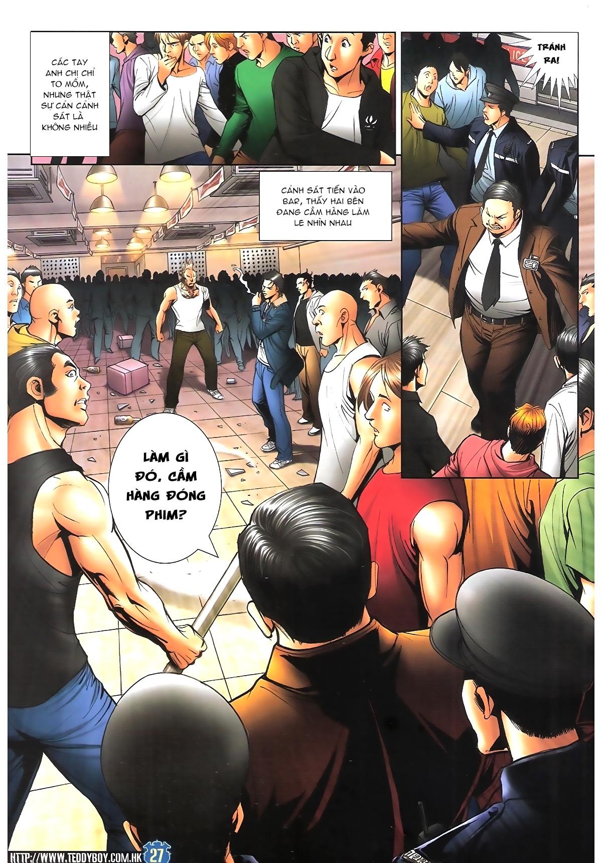 Người Trong Giang Hồ - Chapter 1599: Lật tung hẻm Bảo Lặc - Pic 23