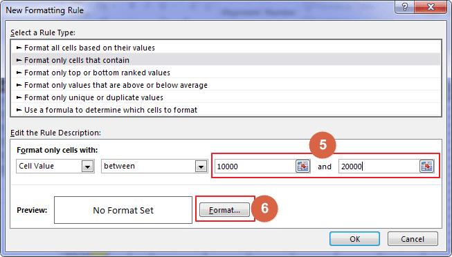 Cara Menandai/Memberi Warna Otomatis Sel Excel Yang Berisi ...