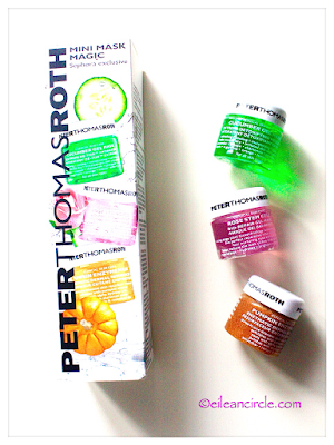 Mascarillas faciales Peter Thomas Roth