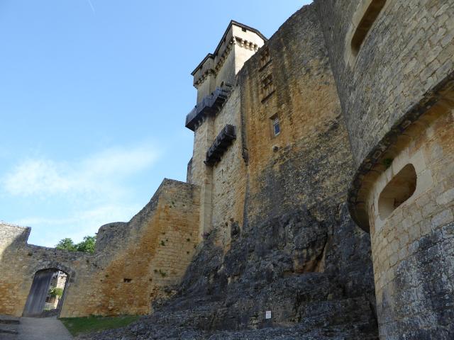 Detall del castell