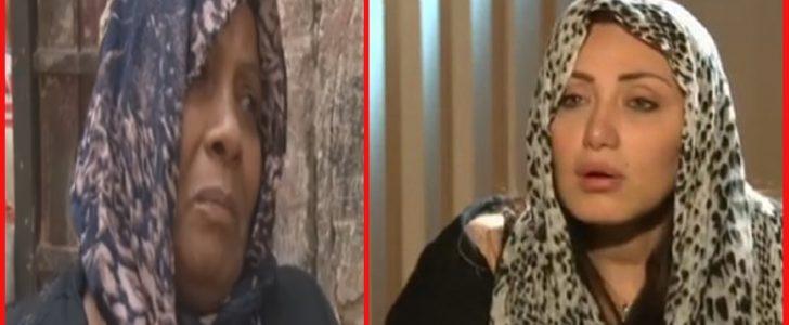 بالفيديو سيدة يحضر عليها جن أثناء حوارها لبرنامج صبايا الخير مع ريهام سعيد