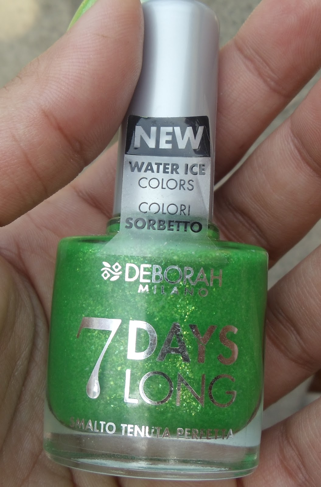 The Happi Therapy: Deborah Milano Nail Polish #837 swatch ...