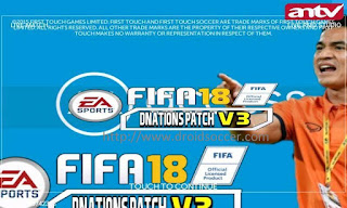 FTS DNATIONS by RMD PATCH v3 Apk + Data Obb Android