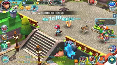 Pokeland Legends MOD v0.6.3 Apk