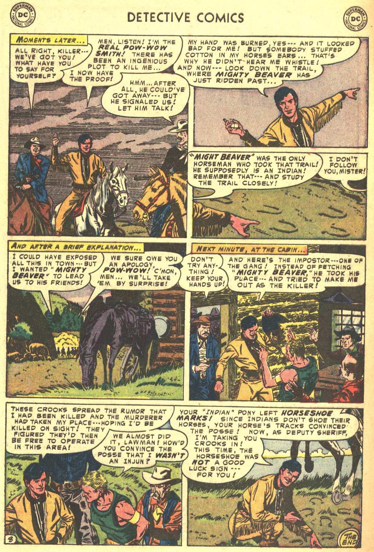 Detective Comics (1937) 198 Page 40