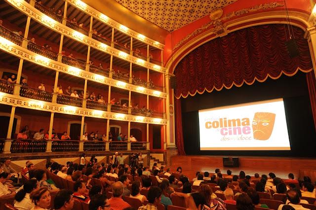 Teatro Hidalgo, Colima
