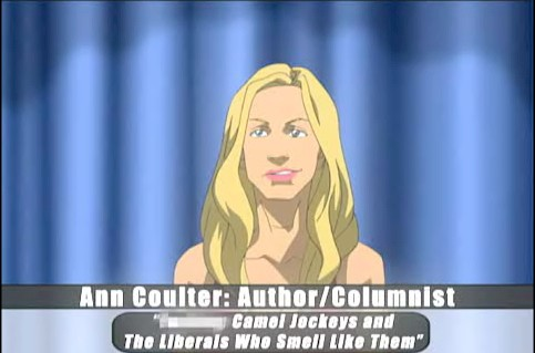 """""""ANN COULTER 2020"""" HAS DESTINY WRITTEN ALL OVER IT"""
