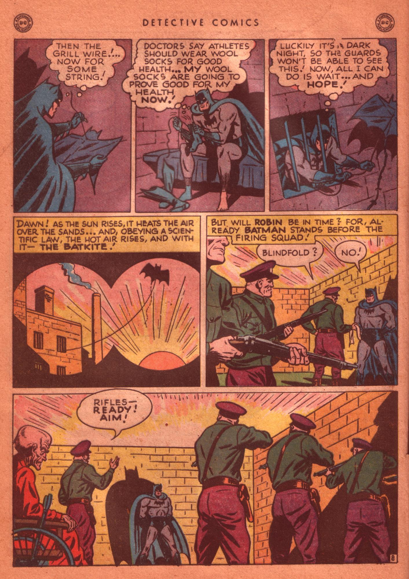 Read online Detective Comics (1937) comic -  Issue #125 - 10