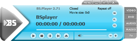 BS.Player Free Window