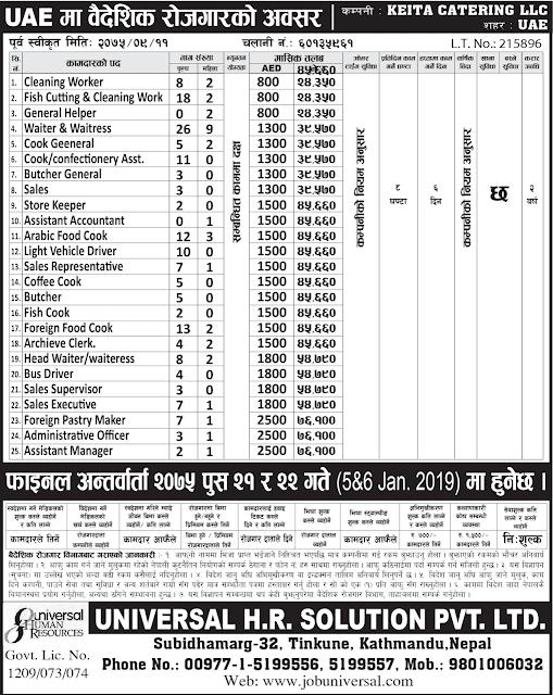 Universal HR Solution Pvt. Ltd jagiredai