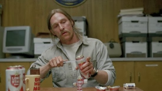 "Rust Cohle from ""True Detective"""