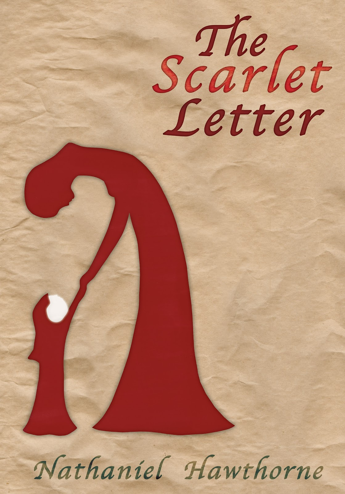 Scarlet Letter Book Cover Ideas ~ Fresh the scarlet letter book cover examples