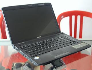 Jual Acer Aspire 4736 Core2Duo