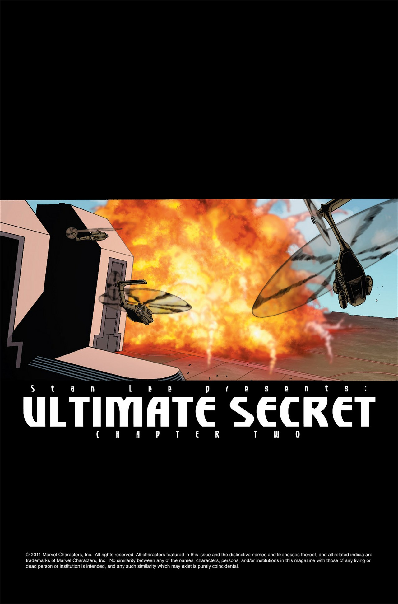 Read online Ultimate Secret comic -  Issue #2 - 2