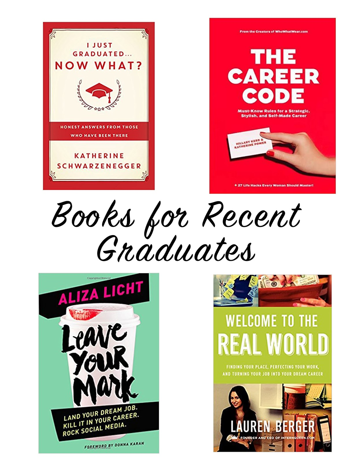 book review wednesday the best books for college graduates