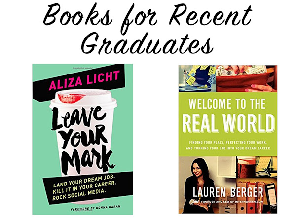 Book Review Wednesday: The Best Books for College Graduates