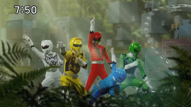 Doubutsu Sentai Zyuohger Episode 11 Subtitle Indonesia